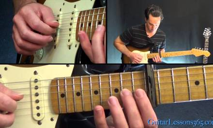 Adventure of a Lifetime Guitar Lesson – Coldplay