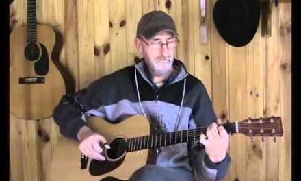 Jim Bruce Blues Guitar Lessons – Jim's Weakly Tips – Gary Davis and His Magic Thumb