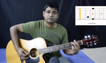 super beginner chords _1 : basic guitar lesson