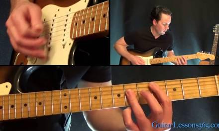 Lithium Guitar Lesson – Nirvana