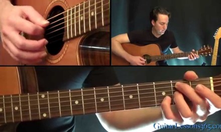 Fake Plastic Trees Guitar Lesson – Radiohead
