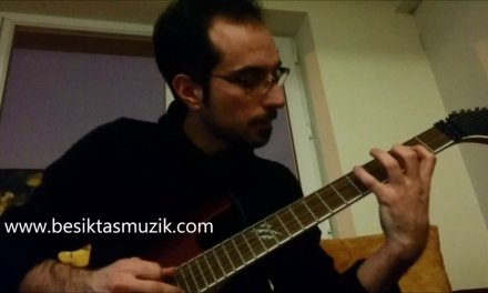 Electric Guitar Lesson, Elektro Gitar Dersi 4, www.besiktasmuzik.com +90 212 227 00 76