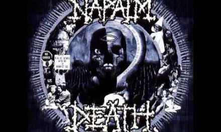 NAPALM DEATH – Persona Non Grata: Guitar Backing Track