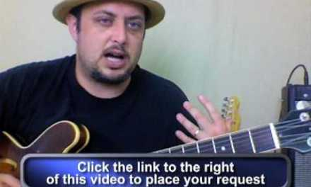 lynyrd skynyrd – Tuesday's Gone – guitar lesson with lead how to play