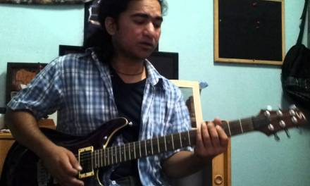 Nepali Guitar lesson (Mastering Fretbord in Key of G Major) by Samrit Lwagun