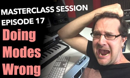 Are You Doing Guitar Modes Right? – Masterclass Session #17