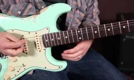 Jimi Hendrix – Wait Until Tomorrow – Guitar Lesson – Chords, rhythm, John Mayer, Strat