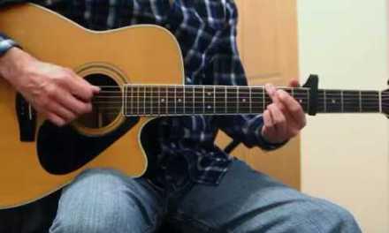 Lee Brice – Boy – Guitar Lesson