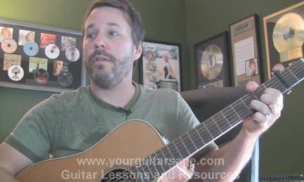 Guitar Lessons – Red Light by David Nail  – cover chords Beginners Acoustic songs