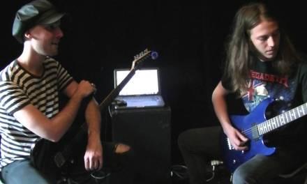 Scales, Technique & Led Zeppelin with Cristian – Rock Guitar Lessons Melbourne