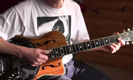 Fingerpicking Blues Lesson – Slow Texas Blues in A