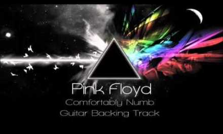 Pink Floyd – Comfortably Numb — Backing Track (the most famous solo inc.)