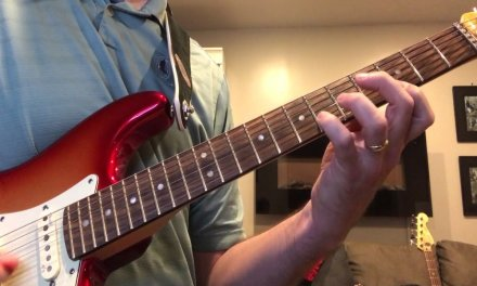 Pentatonic Box Guitar Lesson (exercise )