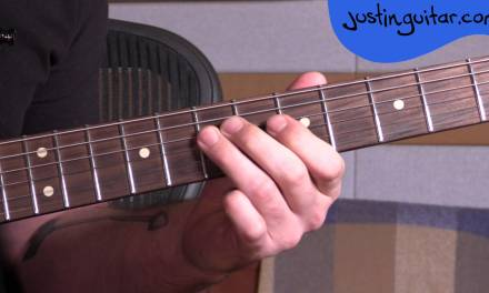 The Blues Scale – Adding the Flat 5 To The Pentatonic – Lesson 10 – Essential Blues Guitar [BL-410]