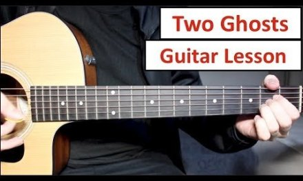 Harry Styles – Two Ghosts | Guitar Lesson (Tutorial) How to play Chords