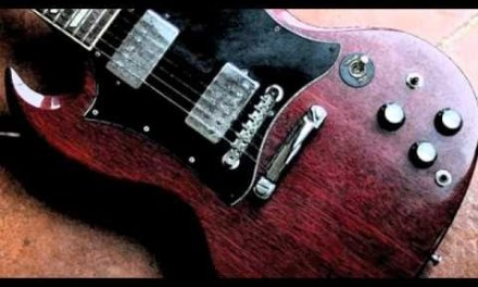 Guitar Backing Track — Blues Funk in C minor