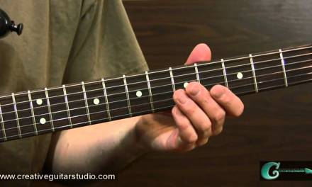GUITAR THEORY: Constructing Chords on the Guitar Neck