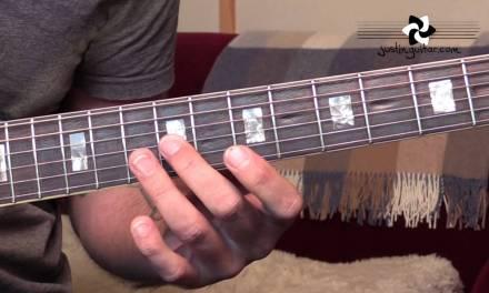 Blues Lick: Albert King Style (Guitar Lesson BL-502)