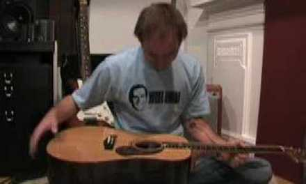 How To Get A Pick Out Of An Acoustic Guitar (Guitar Lesson TB-019) How to play
