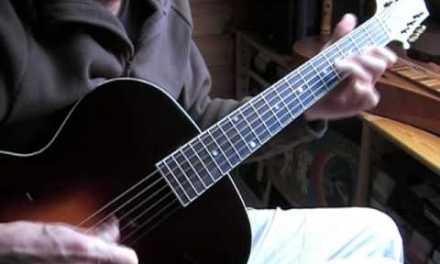 Boogie in C – Acoustic Fingerpicking Blues Guitar