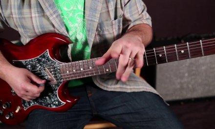Marty Schwartz teaches a Eric Clapton Blues Guitar Lesson for GuitarJamz.com