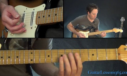 Soundgarden – Outshined Guitar Lesson