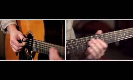 Dave Goodman Tutorials | Lesson 5. Blues Licks in Funky Half Time.