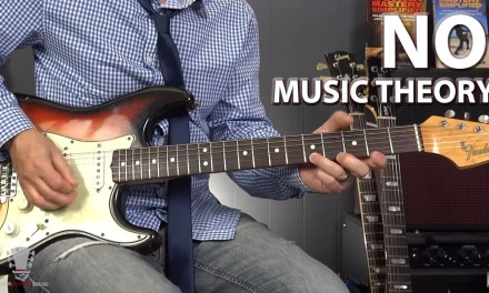 How to Play ALL Over The Neck WITHOUT Knowing Theory