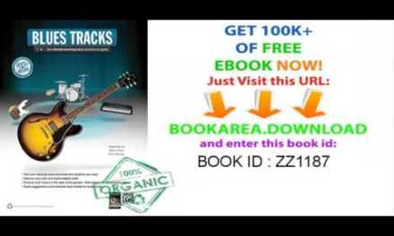 Blues Guitar Tracks  The Ultimate Backing Track Collection for Guitar, Book & MP3 CD