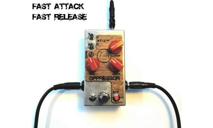 Zorg Effects – Oppressor Compressor – Guitar Demo