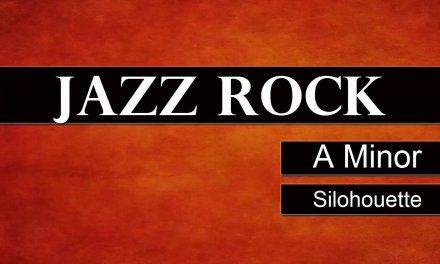 Jazz Rock Guitar Backing Track – A Minor