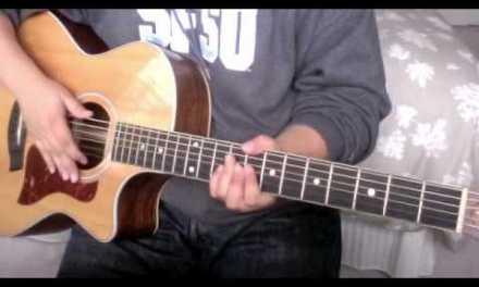 New Soul – Yael Naim – Guitar Tutorial (not playing chords – notes)