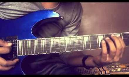 Khwaishein Calendar Girls Guitar solo with lesson part 2
