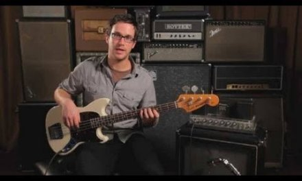 How to Play a Minor 7th Chord | Bass Guitar
