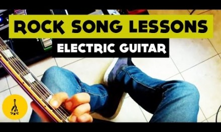 Must Know Electric Guitar Songs | Rock Song Lessons Electric Guitar
