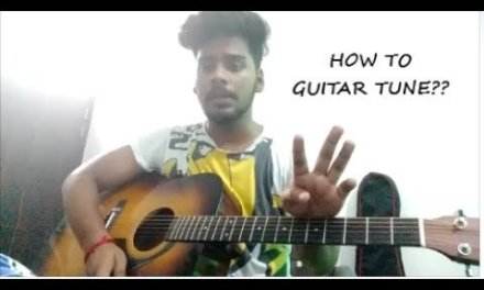 absolute beginner guitar lesson 2nd (HINDI) by |NEEL SARTHAK| 2017