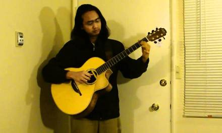 Letter from Tahoe (DADGAD Fingerstyle Guitar on Lowden) – Az Samad