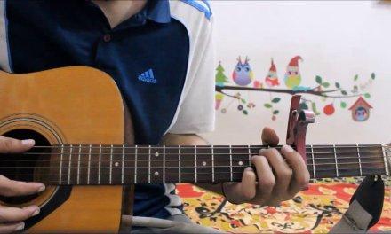 Main Rahoon Ya Na Rahoon – Complete guitar cover lesson chords Easy version