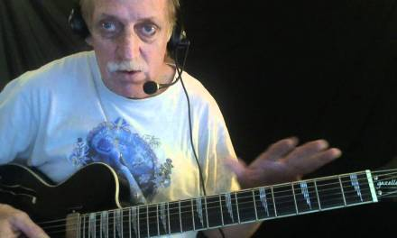 """Learn How to Play """"Rock Me Baby"""" – Blues Guitar Lesson – Red Lasner"""