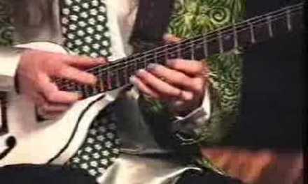 Paul Gilbert – Guitars From Mars – Classical.  Part 1