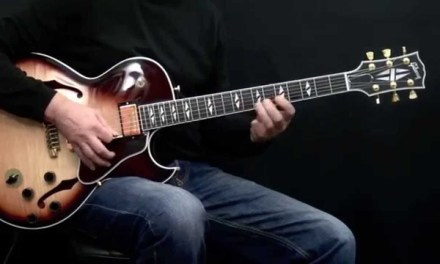 Bebop Jazz Blues + Tabs – Achim Kohl – Jazz Guitar