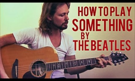 Something – The Beatles – Guitar Lesson – Intermediate Acoustic