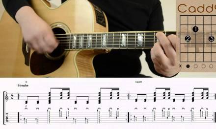 Revolverheld – Das kann uns keiner nehmen Guitar Lesson / Chords / Tutorial