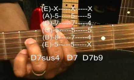 Guitar Chord Form Tutorial #168 Michael Jackson Justin Timberlake R&B Style Chord TABS Lesson