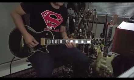 Pulang lah-aishah…guitar cover…backing track oleh #shamnurddin