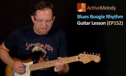 Blues Boogie Rhythm Guitar Lesson (With Lead Licks) – EP152