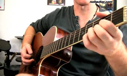 Must Learn Picking Pattern Guitar Lesson – Super important Easy Chord / Arpeggio Plucking …