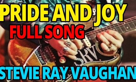 Andy's Lab – Stevie Ray Vaughan – Pride and Joy (Full) Guitar Lesson