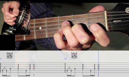 Midnight Rider – Guitar Lesson