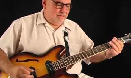 Preview: Eddie Taylor Style Blues Guitar Solo Lesson 2 by Duke Robillard